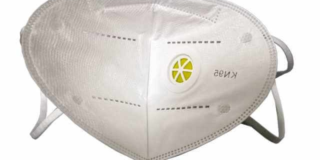 FFP2 dust protective mask